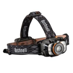 Accessories Bushnell Outdoors 3AA RUBICON HEADLAMP WITH ADVANCED AUTO DIMMING