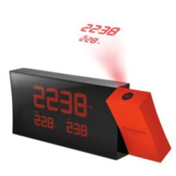Watches Oregon Scientific RED CLOCK WITH PROJECTION