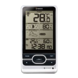 Weather Stations Oregon Scientific WEATHER STATION WITH TEMPERATURE AND HUMIDITY IN/OUT