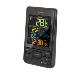 Weather Stations Oregon Scientific WIRELESS WEATHER STATION - COLOUR SCREEN
