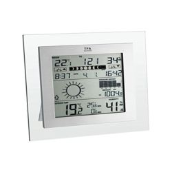 Weather Stations TFA SQUARE PLUS