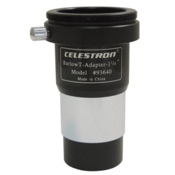 Accessories Celestron BARLOW  T-ADAPTER