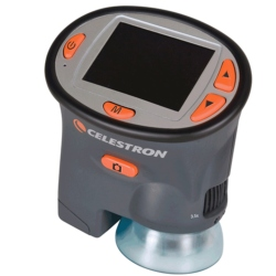 Microscopes Celestron DIGITAL COMPACT MICROSCOPE WITH LCD DISPLAY