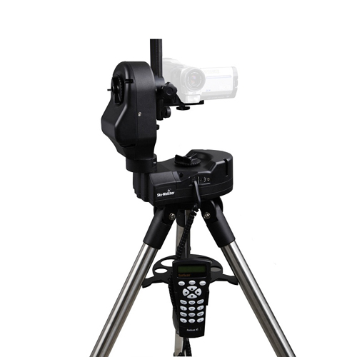 ALL-VIEW MOUNT WITH TRIPOD AND SLIDE AD + POWER SUPPLY 220V