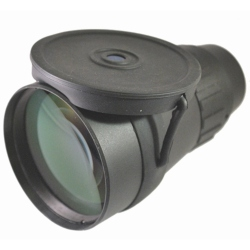 Accessories Luna Optics LARGE MAGNIFICATION LENS ELITE 4X